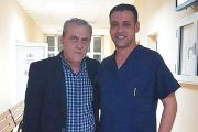 Medic generalist sirian, la Spitalul Mioveni
