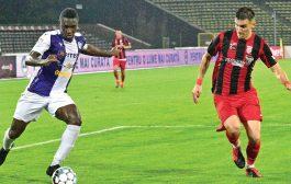 Cephas Malele, în echipa etapei a 8-a din Casa Liga 1!