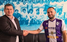 Alexander Maes a semnat cu FC Argeş