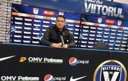 """Moşteanu: """"Felicit jucătorii pentru atitudine, determinare şi eroism"""""""
