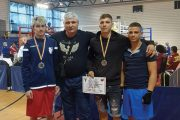 Trei medalii pentru pugiliştii de la CSM Piteşti