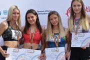LPS Câmpulung, argint la Campionatul Naţional de Ştafete