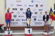 38 de medalii pentru înotătorii de  la CSM Piteşti