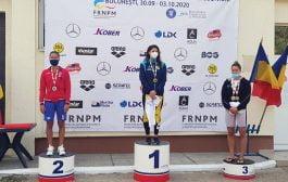 8 medalii în prima zi, pentru CSM Piteşti la Naţionale