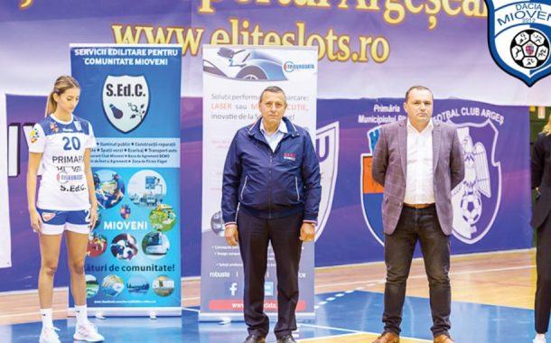 4 etape la Sf Gheorghe, pentru CS Dacia