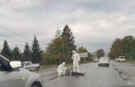 Femeie grav rănită în accident la Ștefănești!