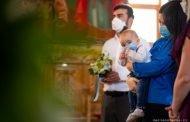 A organizat botez cu zeci de invitați, în pandemie!