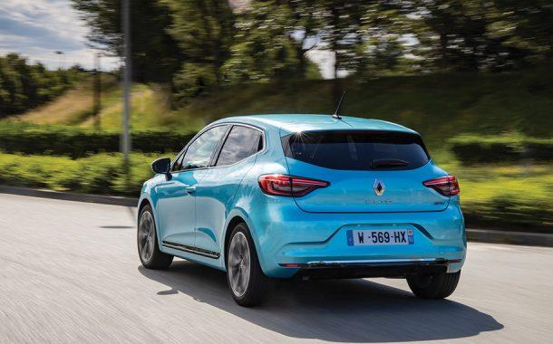 Motor Hybrid pentru Clio