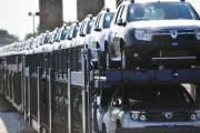 Dacia, pe primele trei locuri la înmatriculări