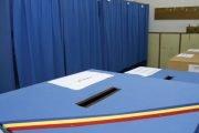 14 zone de afişaj electoral şi 24 de secţii de votare