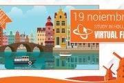 Tinerii argeșeni pot studia în Olanda