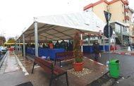 Piețele din Pitești au  fost reamenajate