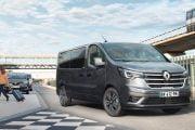 S-a lansat nou gamă de Renault Trafic pentru pasageri