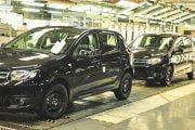 Aproape 30 mii Dacia, produse în octombrie la Mioveni