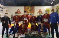 13 medalii la Campionatul Naţional de Sambo!