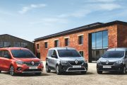 Renault a prezentat noul Kangoo şi noul Express Van