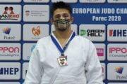 Judoka Eduard Șerban, pe podium la Campionatul European!