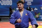 Judoka Eduard Şerban, pe podiumul european!