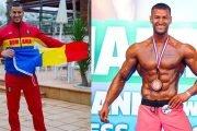 Bronz la Campionatul Mondial de Bodybuilding şi Fitness
