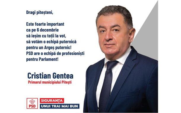 Cristian Gentea: