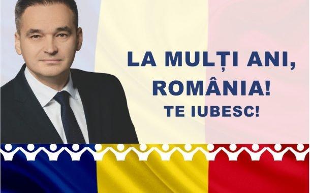 Bogdan Ivan (PRO România), mesaj de 1 Decembrie – Să iubim și să apreciem mai mult, România, zilnic!