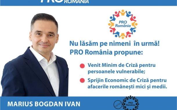 Bogdan Ivan (PRO România) – Votul din 6 decembrie are o miză mai mare decât ȋn alți ani / Votul din 6 decembrie, cel mai important din ultimele decenii