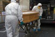 Într-o zi, 12 decese la pacienţi infectaţi cu COVID-19