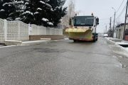 Administrația locală pregătită să intervină la prima zăpadă!
