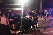 Doi morți și doi răniți în accident!