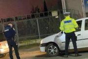 Înmormântare oprită de polițiști!