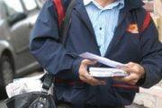 Poștaș trimis în judecată după ce furat pensiile