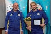 Piteşteanul Eduard Şerban, premiat de Federaţia de Judo!
