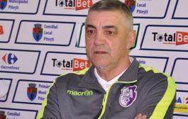 Eduard, noul antrenor al echipei FC Argeş!