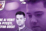 Ştefan Odea, noul scouter al BCM U Piteşti!