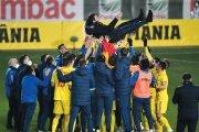Antrenor şi jucător, piteşteni, au calificat România la Euro