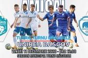 Unirea Bascov joacă un amical vineri