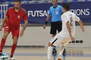 Arbitrul piteştean, Liviu Chiţa a debutat în Liga Campionilor
