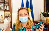 Elena Lasconi îşi testează angajații din primărie cu etilotestul
