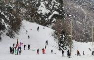 Derdeluș în loc de pârtie de schi!
