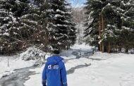 Au îngheţat râurile de la deal şi munte