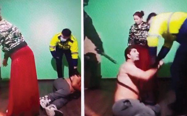 Arestat în timp ce făcea live pe Facebook