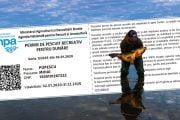 Cum se obţine permisul de pescuit online de la ANPA