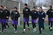 FC Argeș începe cantonamentul de la Mogoșoaia