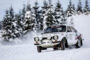 Winter Rally Covasna, prima competiţie automobilistică din 2021!
