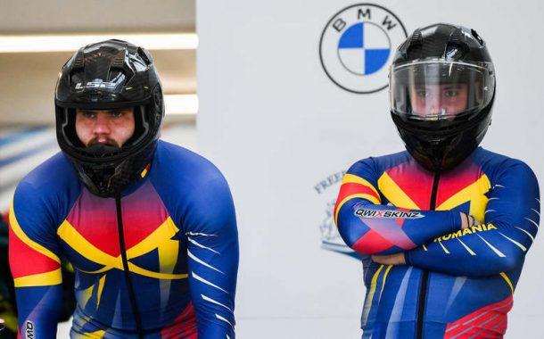 Mihai Tentea și Ciprian Daroczi, aur și bronz la Campionatele Mondiale de bob!