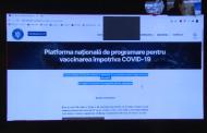 Platforma de vaccinare nu mai permite programări!