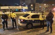 Amendați că au încălcat interdicția deplasărilor pe timp de noapte