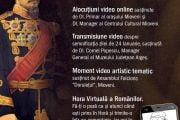 Evenimente culturale, la Mioveni, la 162 de ani de la Unirea Principatelor