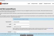 Plata online și pentru persoane juridice, la Mioveni