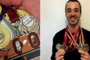 Piteşteanul Alexandru Tache, la Campionatul Balcanic